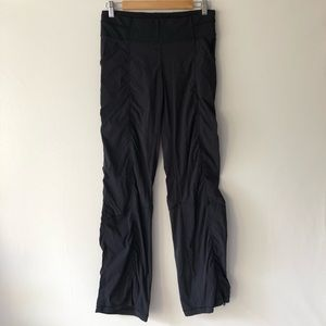 Lucy Black Workout Athletic Pants Size S
